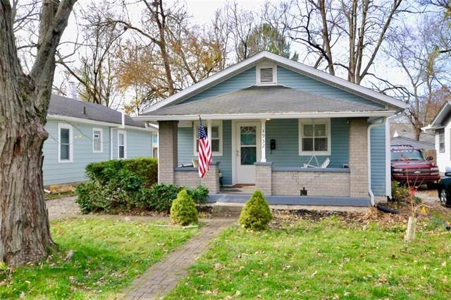 4932 Crittenden Avenue, Indianapolis, IN 46205 (MLS #21754285) :: The Evelo Team