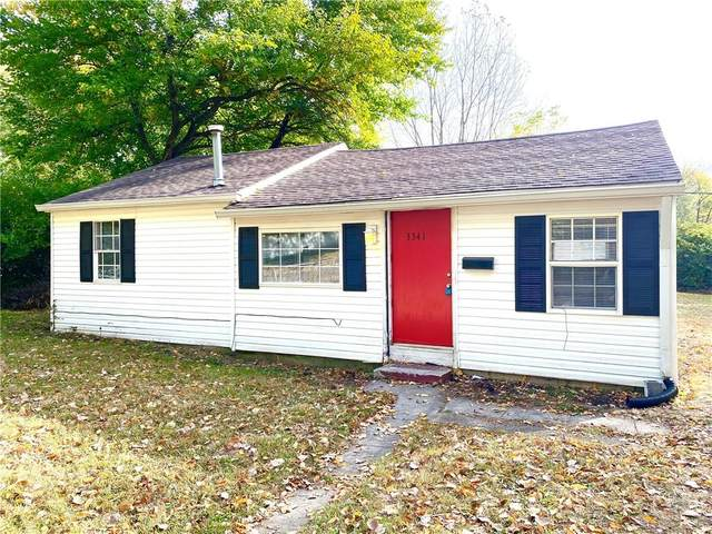 3341 N Downey Avenue, Indianapolis, IN 46219 (MLS #21754288) :: The ORR Home Selling Team