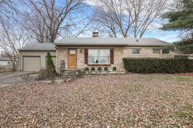 2306 W County Line Rd, Indianapolis, IN 46217 (MLS #21754298) :: Anthony Robinson & AMR Real Estate Group LLC