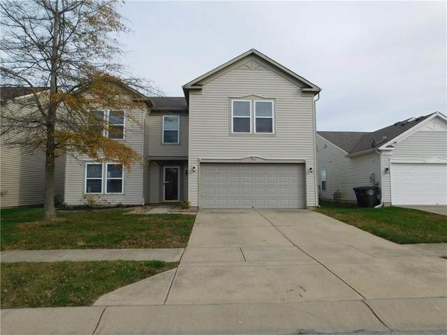 832 Highpointe Boulevard, Shelbyville, IN 46176 (MLS #21754299) :: Realty ONE Group Dream