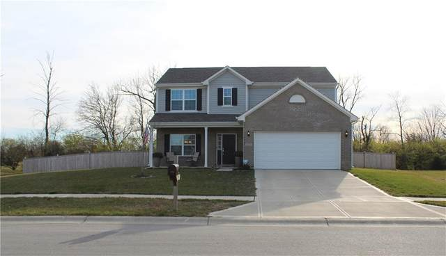12291 Falling Leaves Trail, Indianapolis, IN 46229 (MLS #21754315) :: The ORR Home Selling Team