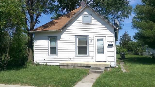 215 S Temple Avenue, Indianapolis, IN 46201 (MLS #21754316) :: David Brenton's Team