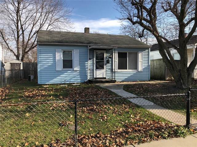 1747 Asbury Street, Indianapolis, IN 46203 (MLS #21754319) :: Realty ONE Group Dream