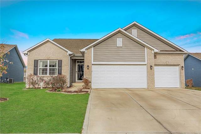 8738 Hemingway Drive, Indianapolis, IN 46239 (MLS #21754324) :: The Evelo Team