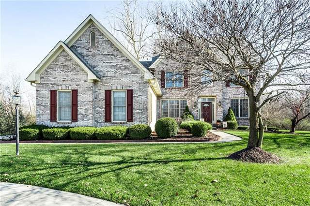 6674 Cherbourg Circle, Indianapolis, IN 46220 (MLS #21754327) :: Richwine Elite Group