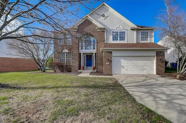 6150 Elsbury Drive, Indianapolis, IN 46236 (MLS #21754336) :: The ORR Home Selling Team