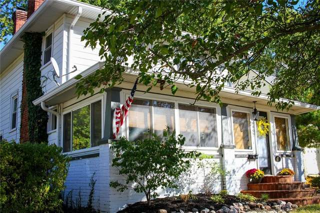6497 Broadway Street, Indianapolis, IN 46220 (MLS #21754344) :: The ORR Home Selling Team