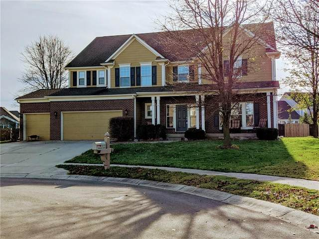 15732 Bolton Circle, Westfield, IN 46074 (MLS #21754352) :: Richwine Elite Group