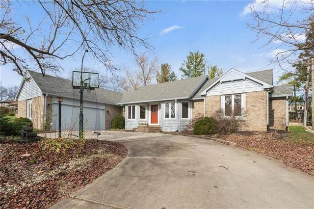 124 E Brunswick Avenue, Indianapolis, IN 46227 (MLS #21754354) :: Anthony Robinson & AMR Real Estate Group LLC