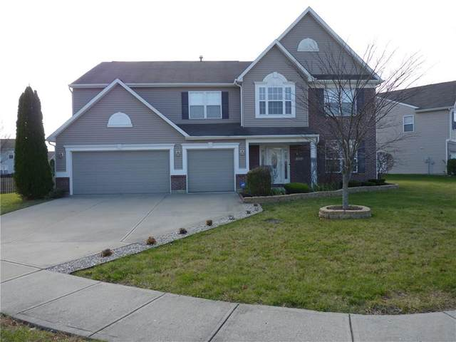 4795 Summit Lake Place, Indianapolis, IN 46239 (MLS #21754378) :: The ORR Home Selling Team