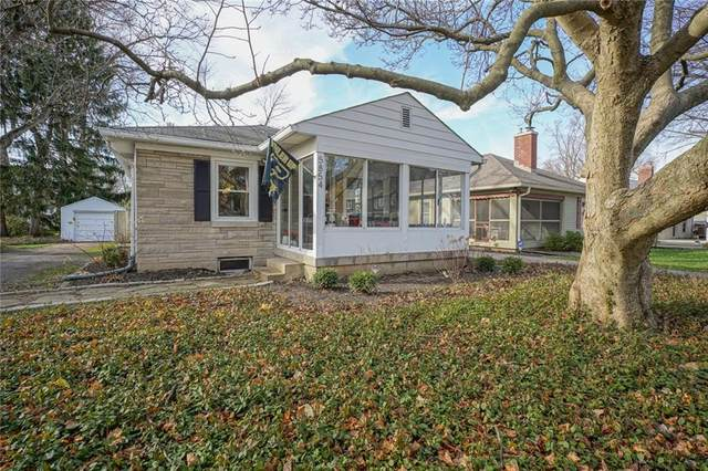 5854 Rosslyn Avenue, Indianapolis, IN 46220 (MLS #21754380) :: The ORR Home Selling Team