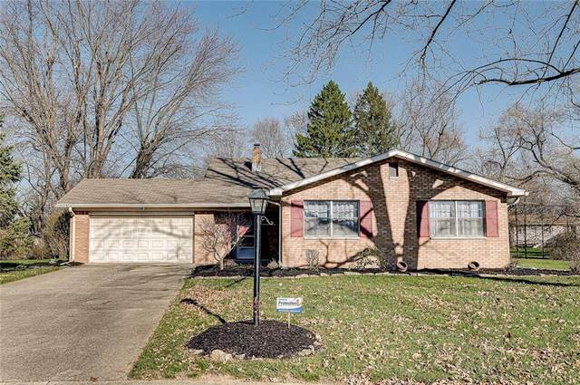 8043 Stafford Court, Indianapolis, IN 46260 (MLS #21754389) :: Ferris Property Group