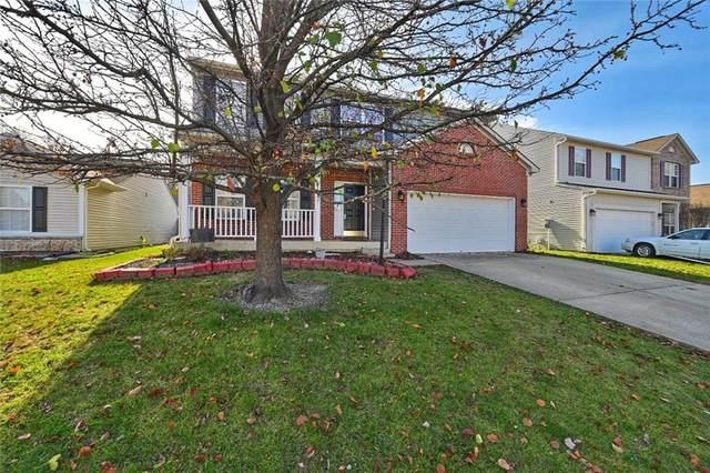 11065 Long Lake Lane, Fishers, IN 46037 (MLS #21754393) :: Ferris Property Group