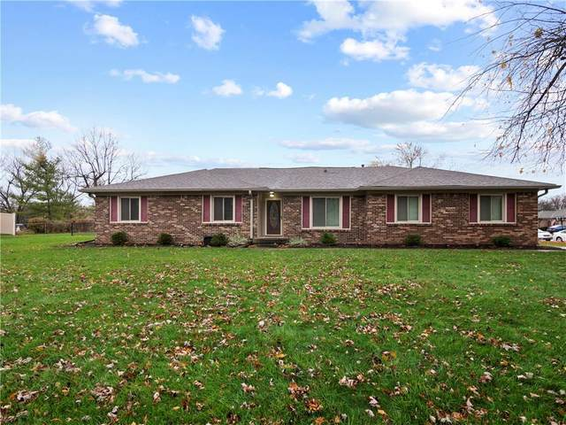 775 Granada Drive, Greenwood, IN 46143 (MLS #21754397) :: The ORR Home Selling Team
