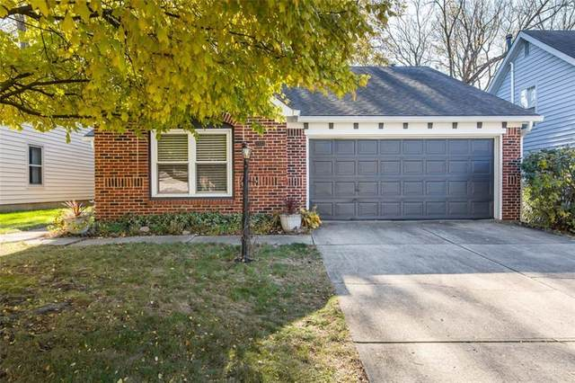 2833 Sunnyfield Court, Indianapolis, IN 46228 (MLS #21754415) :: Ferris Property Group