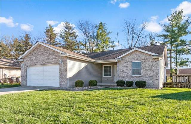 809 Shannon Drive, Seymour, IN 47274 (MLS #21754426) :: The ORR Home Selling Team