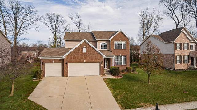 10410 Clifty Falls Road, Indianapolis, IN 46239 (MLS #21754432) :: The ORR Home Selling Team