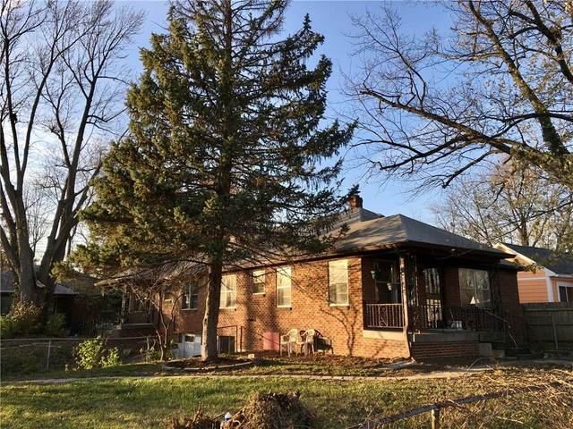 4940 E 16th Street, Indianapolis, IN 46201 (MLS #21754455) :: AR/haus Group Realty