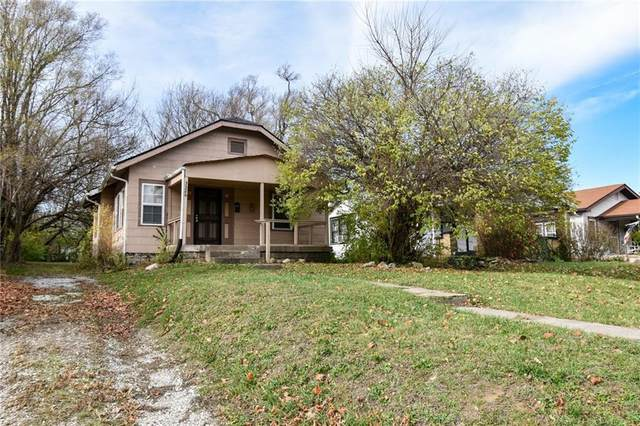 3326 Orchard Avenue, Indianapolis, IN 46218 (MLS #21754471) :: The ORR Home Selling Team