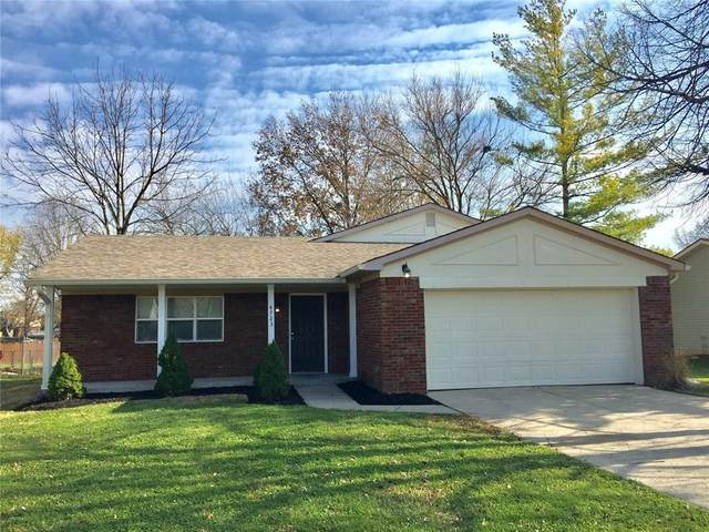4723 Whirlaway Drive, Indianapolis, IN 46237 (MLS #21754472) :: The Evelo Team