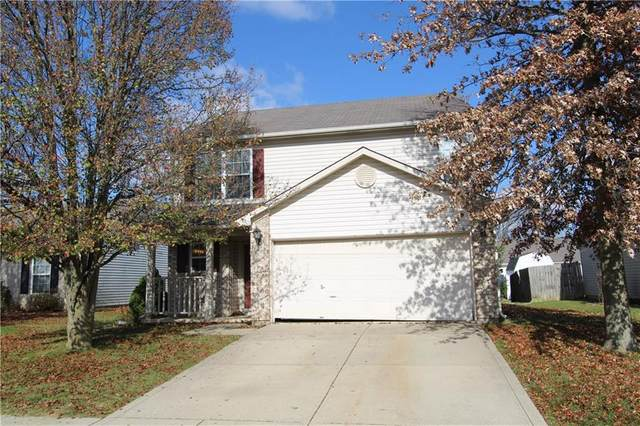 9784 Thomas Lane, Avon, IN 46123 (MLS #21754484) :: The ORR Home Selling Team