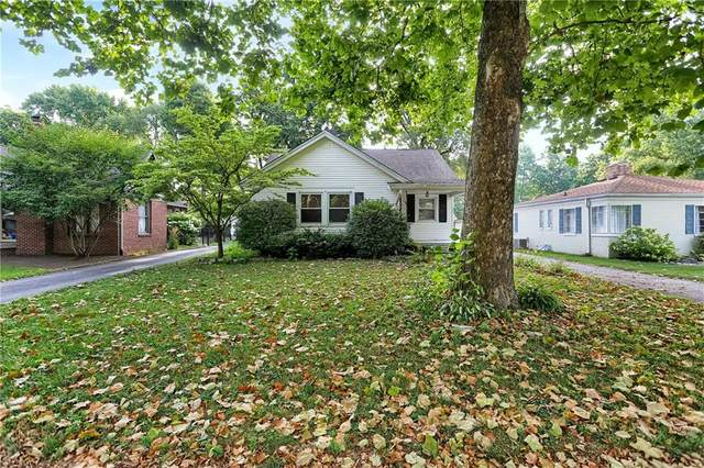 5851 Haverford Avenue, Indianapolis, IN 46220 (MLS #21754488) :: The ORR Home Selling Team