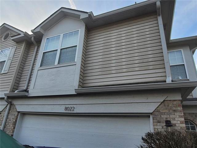 8022 Windham Lake Way, Indianapolis, IN 46214 (MLS #21754501) :: Mike Price Realty Team - RE/MAX Centerstone