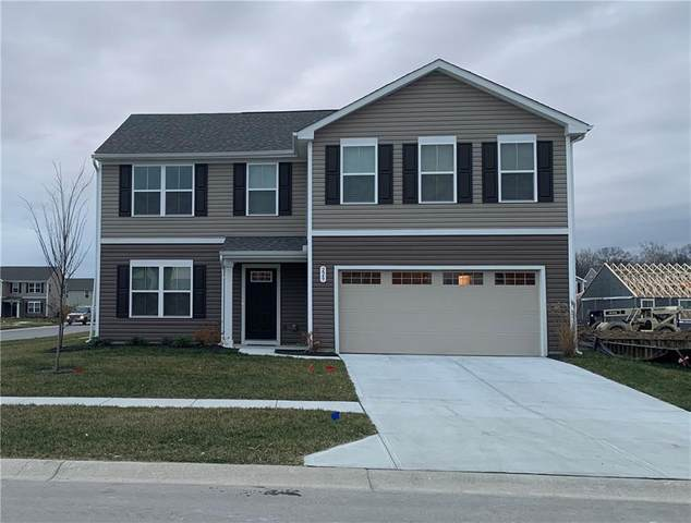 229 Traditions Pass, Greenwood, IN 46143 (MLS #21754506) :: The ORR Home Selling Team