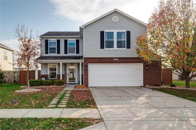 7635 Hummel Place, Indianapolis, IN 46239 (MLS #21754514) :: AR/haus Group Realty