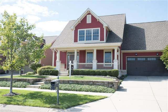 13032 Overview Drive, Fishers, IN 46060 (MLS #21754528) :: Richwine Elite Group