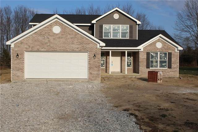 94 Lincoln, Coatesville, IN 46121 (MLS #21754536) :: Ferris Property Group
