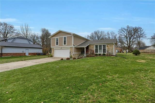8317 Quail Court, Indianapolis, IN 46256 (MLS #21754539) :: The Indy Property Source