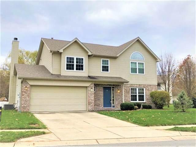 5323 Creekbend Drive, Carmel, IN 46033 (MLS #21754550) :: Ferris Property Group