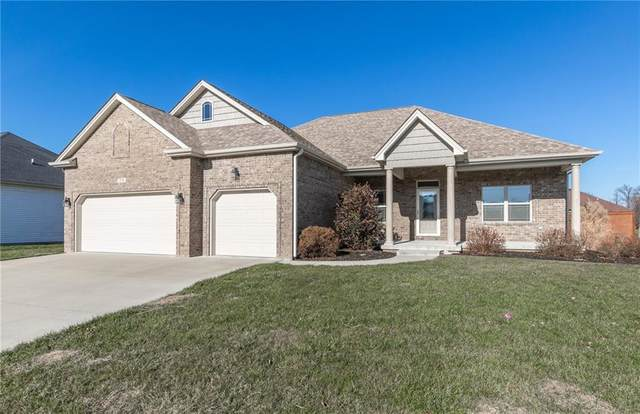 2774 Buttercup Court E, Columbus, IN 47201 (MLS #21754557) :: AR/haus Group Realty