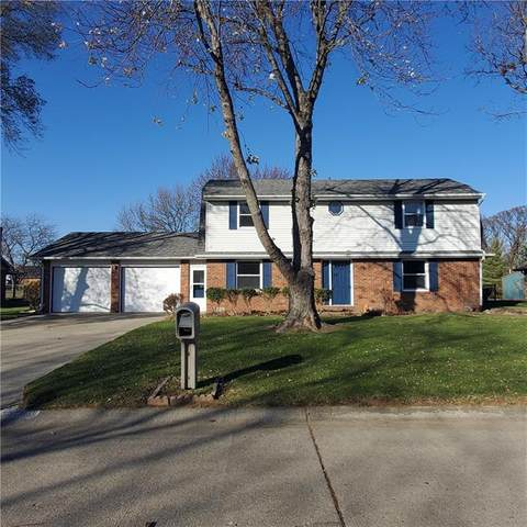 5060 Stonespring Way, Anderson, IN 46012 (MLS #21754558) :: Mike Price Realty Team - RE/MAX Centerstone