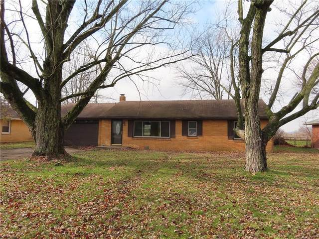 3711 Quincy Drive, Anderson, IN 46011 (MLS #21754568) :: The Evelo Team