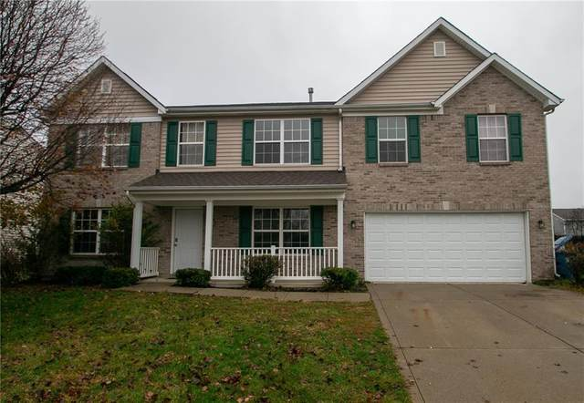 10904 Spring Green Drive, Indianapolis, IN 46229 (MLS #21754570) :: Richwine Elite Group