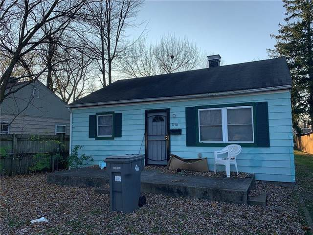 1150 N Goodlet Avenue, Indianapolis, IN 46222 (MLS #21754580) :: The ORR Home Selling Team