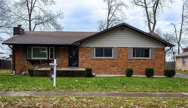 8618 E Skyway Drive, Indianapolis, IN 46219 (MLS #21754584) :: AR/haus Group Realty