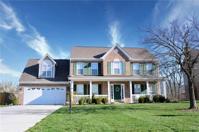 651 Crossfield Drive, Indianapolis, IN 46239 (MLS #21754589) :: Richwine Elite Group