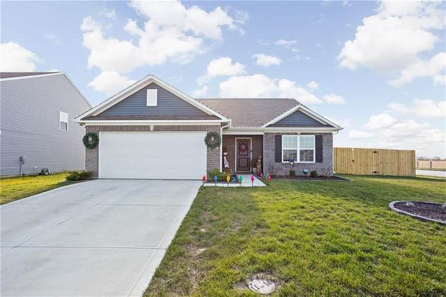 3003 W Broderie Lane, Monrovia, IN 46157 (MLS #21754596) :: The ORR Home Selling Team