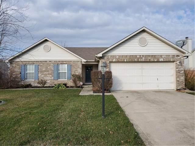 1806 Quinn Creek Drive, Brownsburg, IN 46112 (MLS #21754598) :: The ORR Home Selling Team