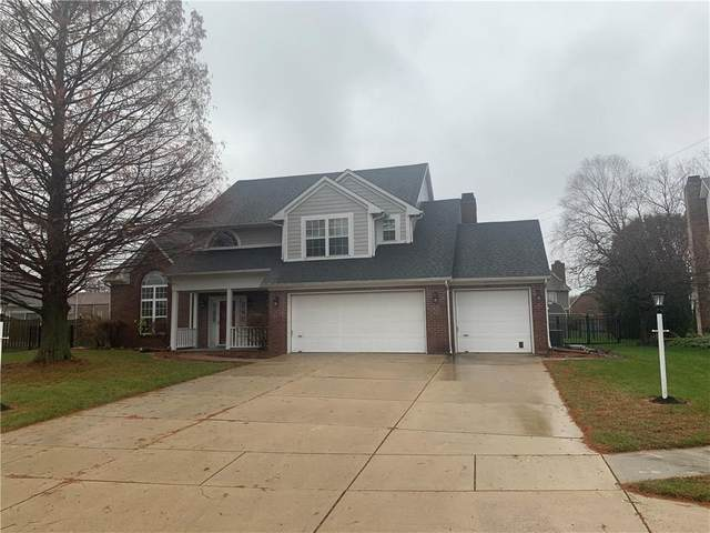 7532 Perilla Court, Indianapolis, IN 46237 (MLS #21754601) :: The ORR Home Selling Team