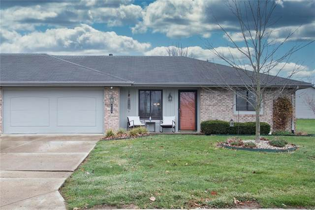 4128 Burton Place Court, Anderson, IN 46013 (MLS #21754606) :: The Evelo Team