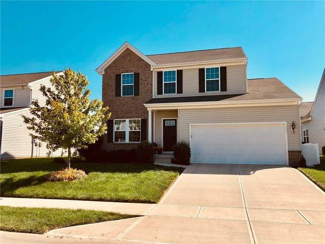 15256 Harmon Place, Noblesville, IN 46060 (MLS #21754608) :: Anthony Robinson & AMR Real Estate Group LLC