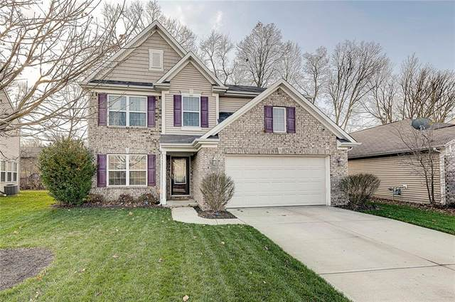 5123 Alpine Violet Way, Indianapolis, IN 46254 (MLS #21754613) :: Mike Price Realty Team - RE/MAX Centerstone