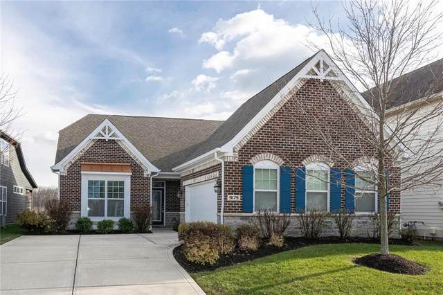 9179 Crystal River Drive, Indianapolis, IN 46240 (MLS #21754619) :: The ORR Home Selling Team