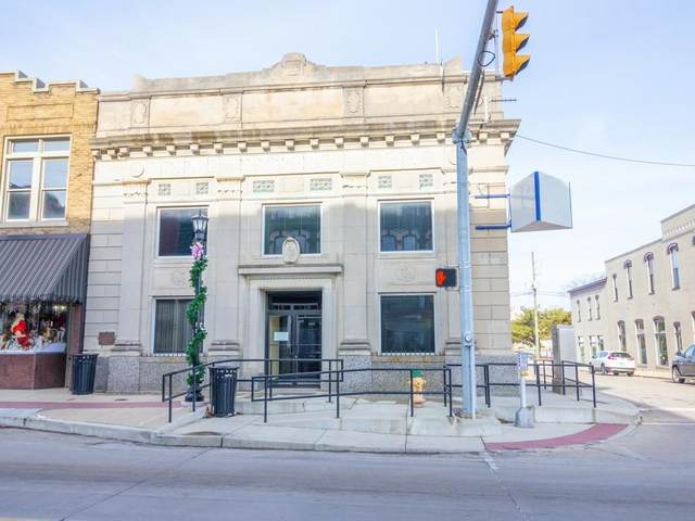 1338 Broad Street, New Castle, IN 47362 (MLS #21754625) :: The Indy Property Source
