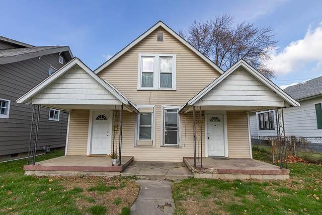 1202 Hoefgen Street, Indianapolis, IN 46203 (MLS #21754633) :: Richwine Elite Group