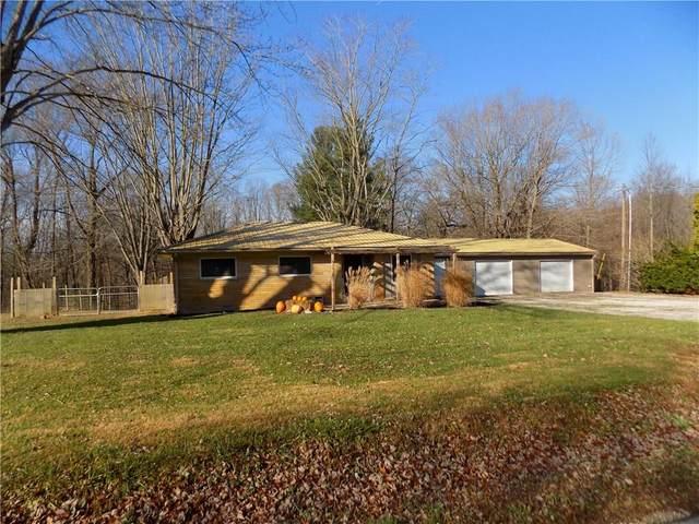 9274 S County Road 500 W, Reelsville, IN 46171 (MLS #21754645) :: Ferris Property Group
